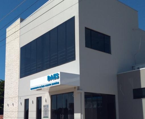 Departamento de Água e Esgoto de Juína/MT realiza ampliação das estruturas Administrativas